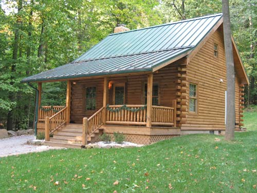 Log Cabins Build Or Buy Its An Affordable Housing Deal